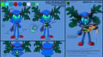 .:Ref:Kairi The Blue Crab:.