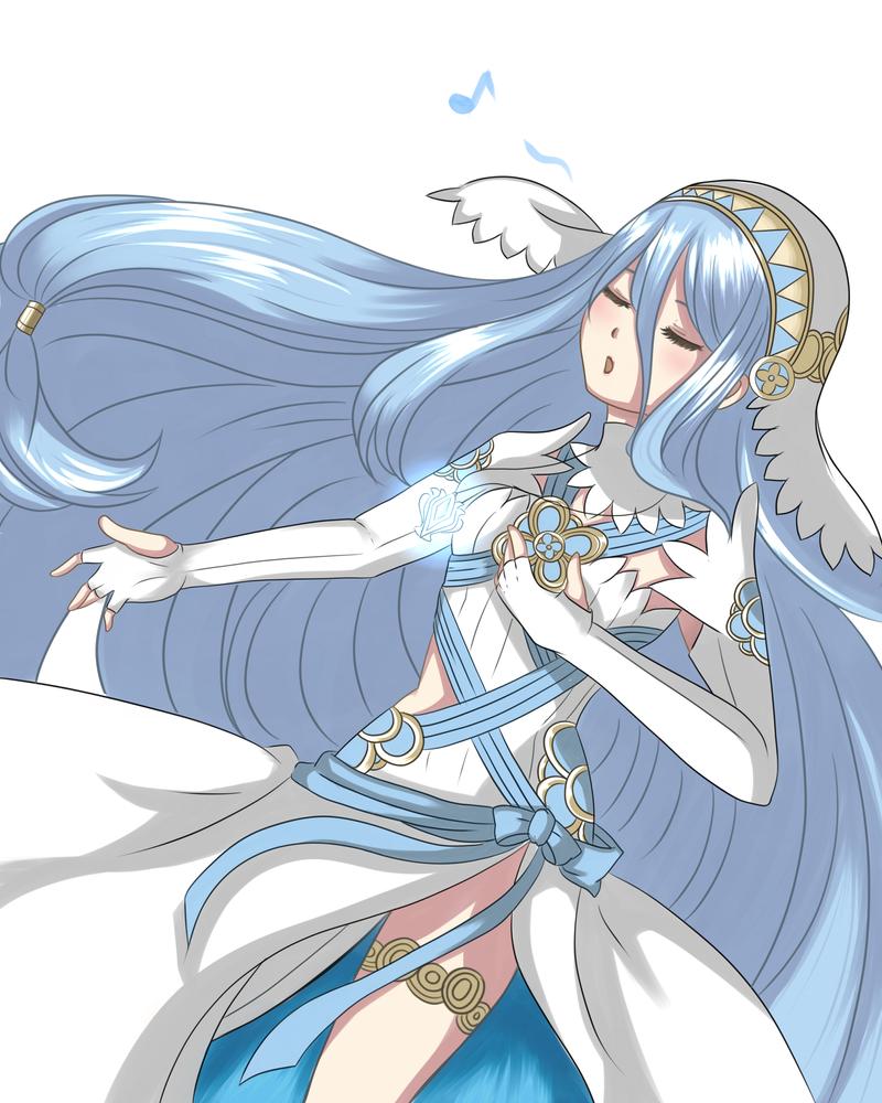Fire Emblem Fates: Azura