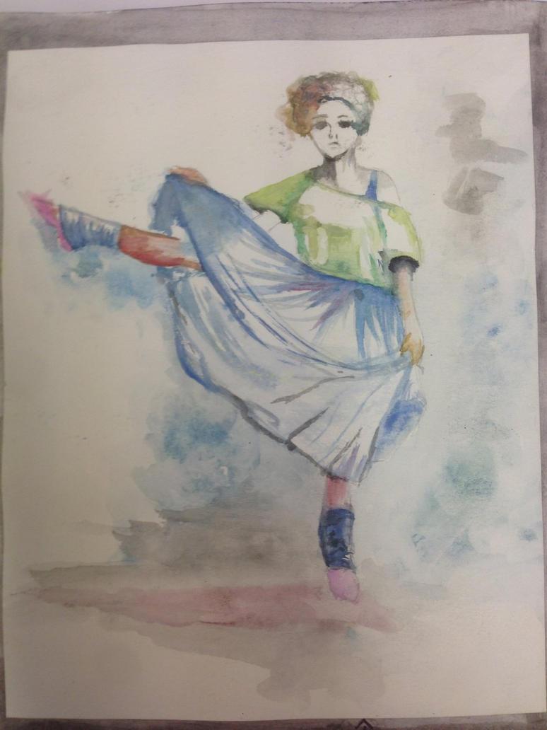 Artist copy by chibiloverqueen