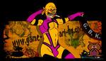 Male Mileena Hardcore by Reinhold-Hoffmann