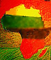 Africa Roots by Chanthony