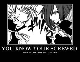Fairy tail poster by XxArcticLycanxX