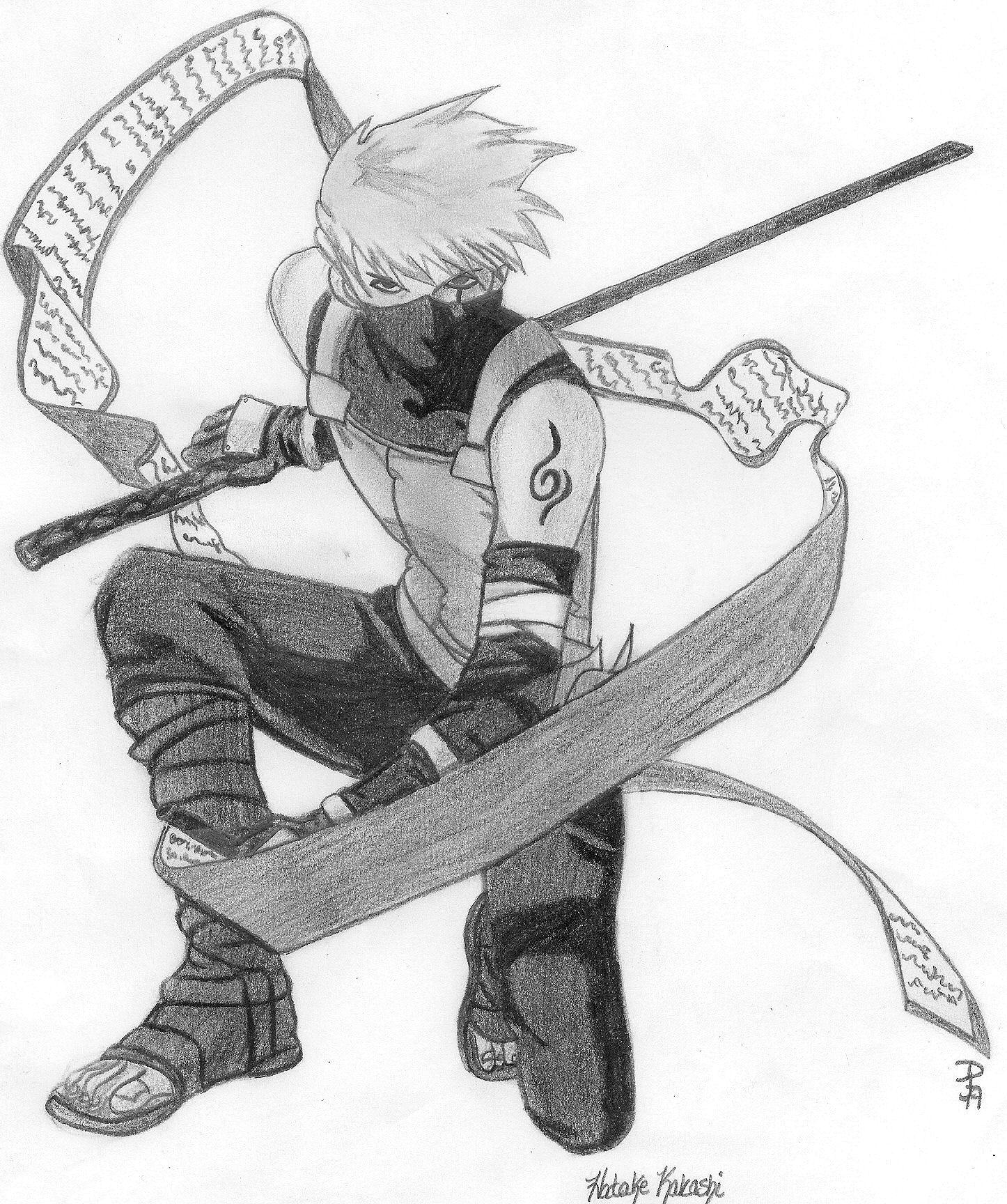 kakashi by darkflameangel kakashi by darkflameangel