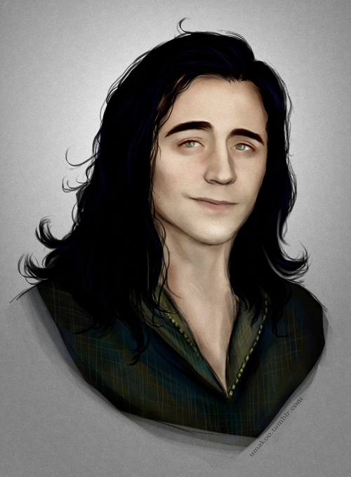 TDW Loki sketch by umak00