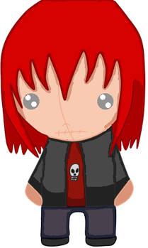 Castiel Doll