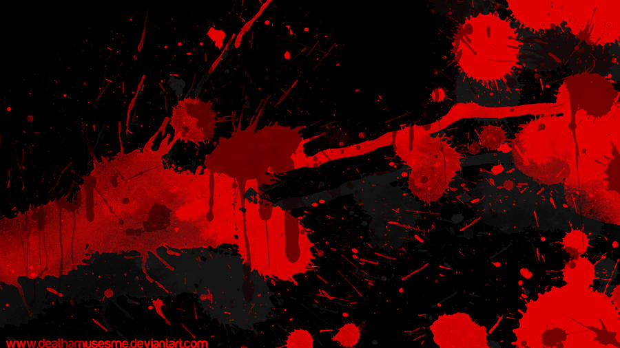 That Bloody Wallpaper By Deathamusesme On Deviantart HD Wallpapers Download Free Images Wallpaper [1000image.com]