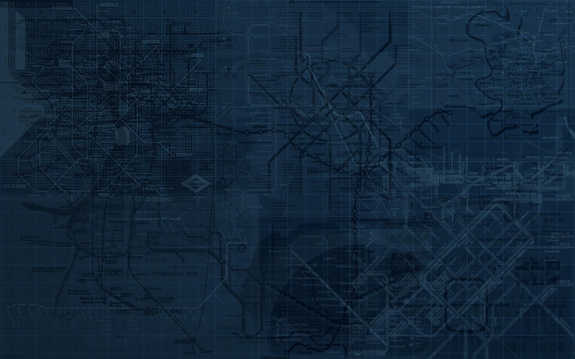 Subway Map Wallpaper By Envirotechture On DeviantArt - Los angeles map wallpaper