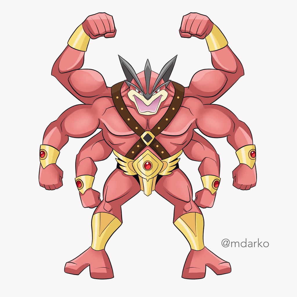 Mega Machamp