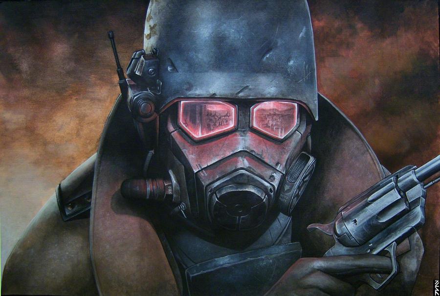 Fallout:New Vegas by Juan0G