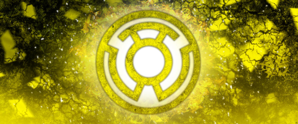 yellow lantern corps by groltard on deviantart