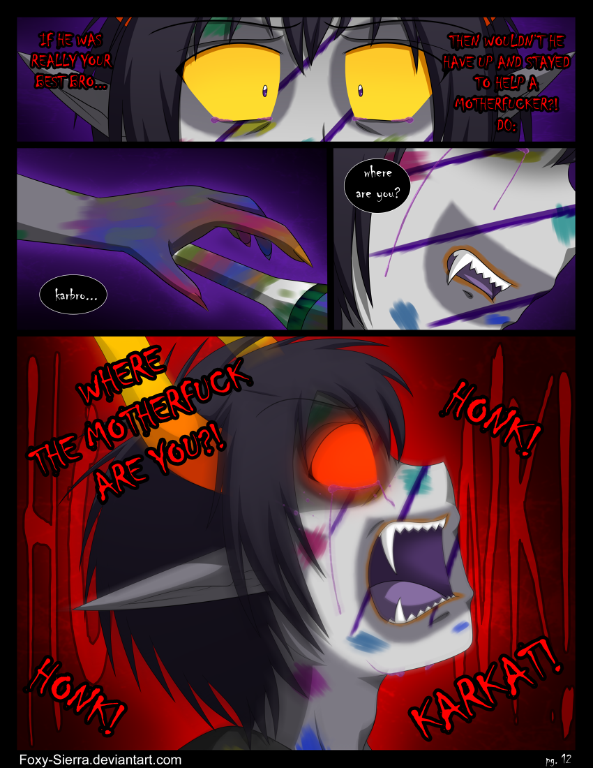 Hide and seek page 12 by foxy sierra on deviantart