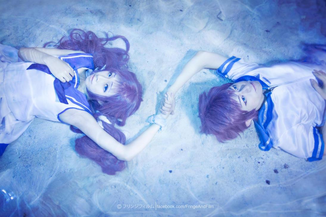 Nagi no Asukara by Firehartz
