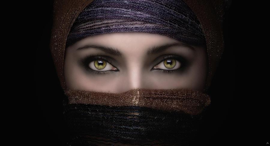 Arabic Eyes by ThomasCologne on DeviantArt