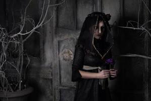 The Witcher 3: Hearts of stone - Iris von Everec by XFirenX