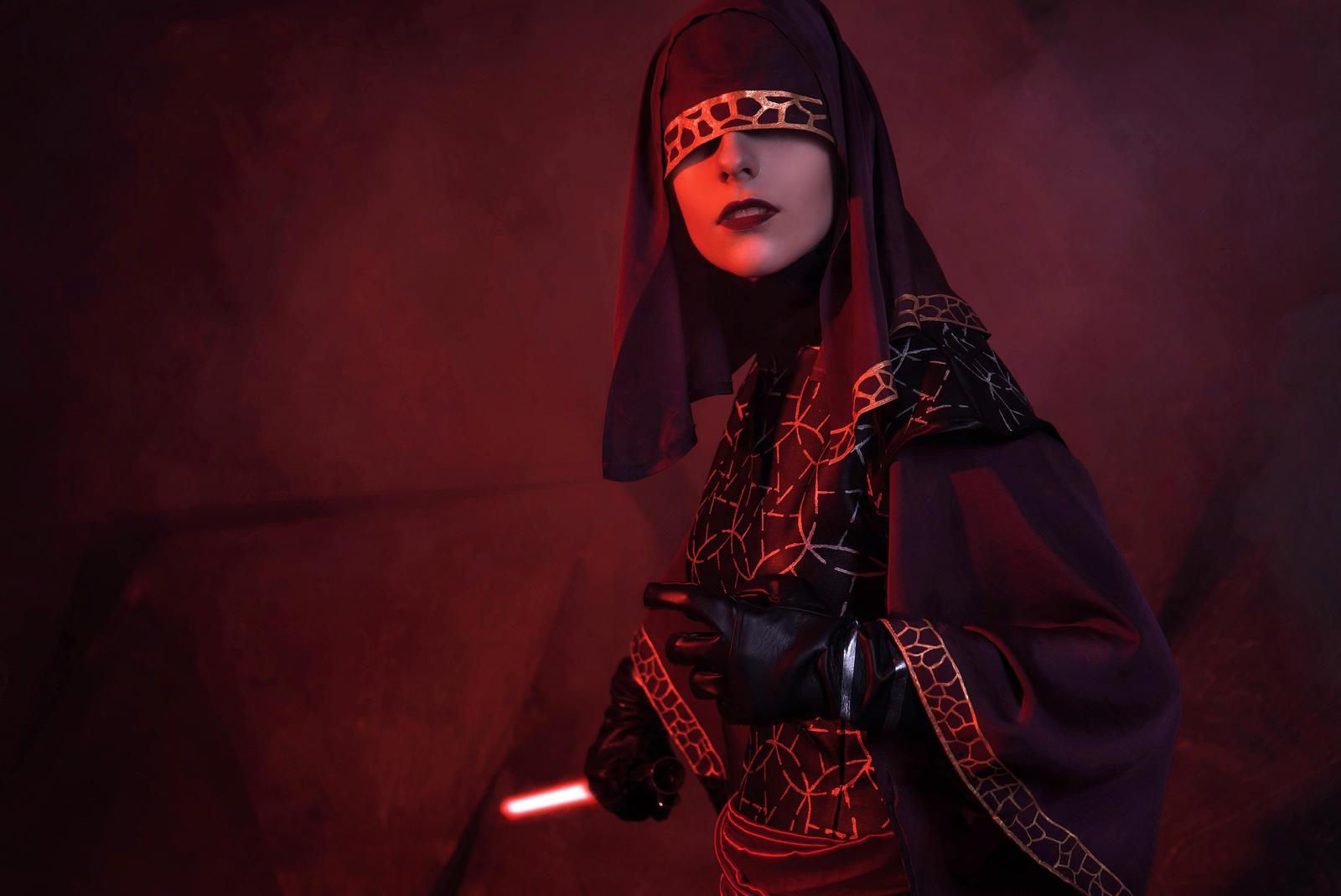 Star Wars: KOTOR 2 - Visas Marr by XFirenX