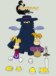 Poster of Rayman Origins