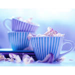 Striped cups by StacyD