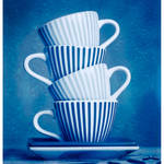 Blue Cups
