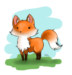 Foxxy by nillemarien