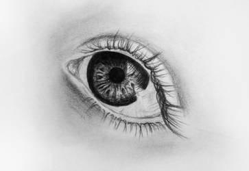 Eyeball by nillemarien