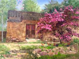 Landscape III by MingYou-Xu