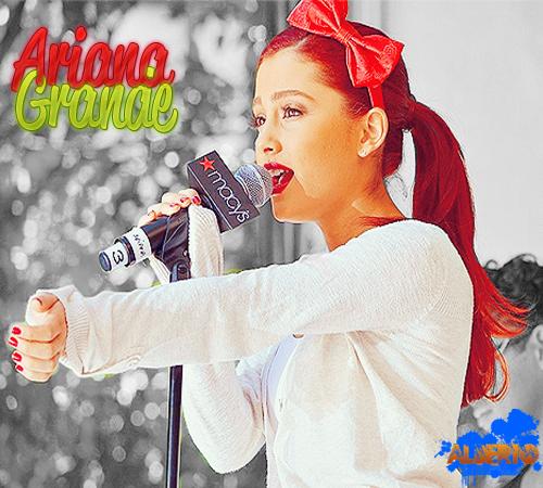 Ariana Grande by AlbertoA