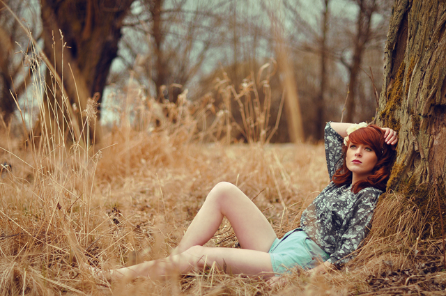 redhead by zulisja