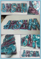 Quilling Ansam by MElnour