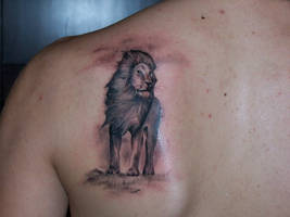Lion King by justTattoo