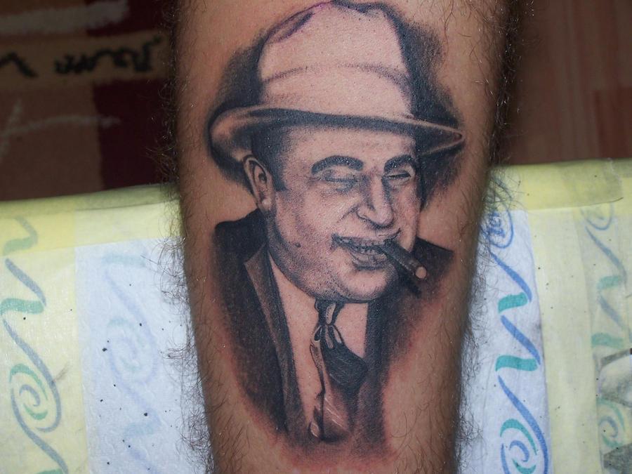 959d22e57 Al Capone by justTattoo on DeviantArt