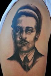 Gavrilo tattoo