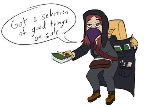 The Artist Merchant