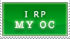 RPStamp Roleplay OC by PharaohQueen