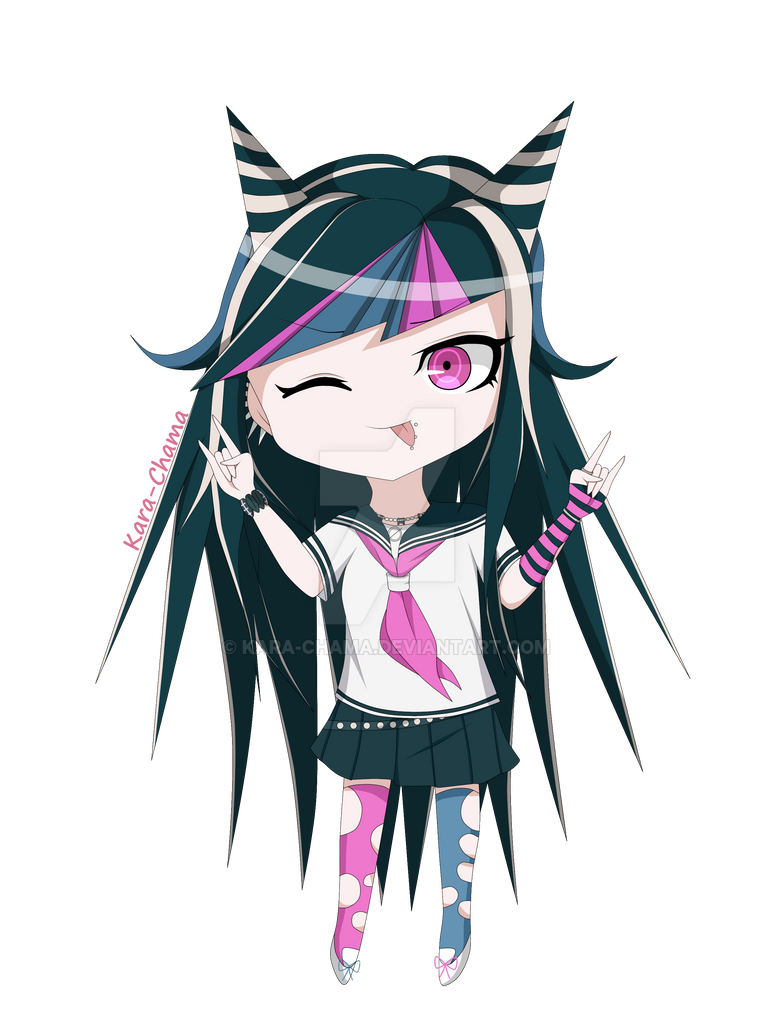 Danganronpa 2 Ibuki Mioda By Kara Chama On Deviantart