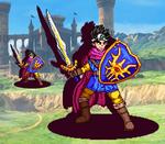 Erdrick - Dragon Quest - [PixelArt]