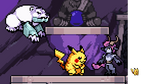 Pikachu in Rivals of Aether [Fanmade] by WaterPixelArt