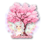 { FFC #38 - Nature }-- Sakura trees blossoming by Yukithegummybear