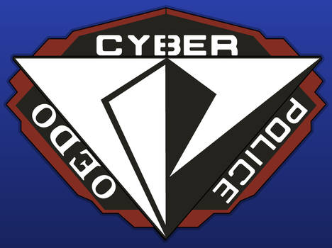 Cyber City Oedo 808 C-Cop Badge (HD) (Because)