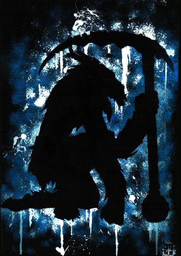 ::Skateboard Demon:: by RogueRider