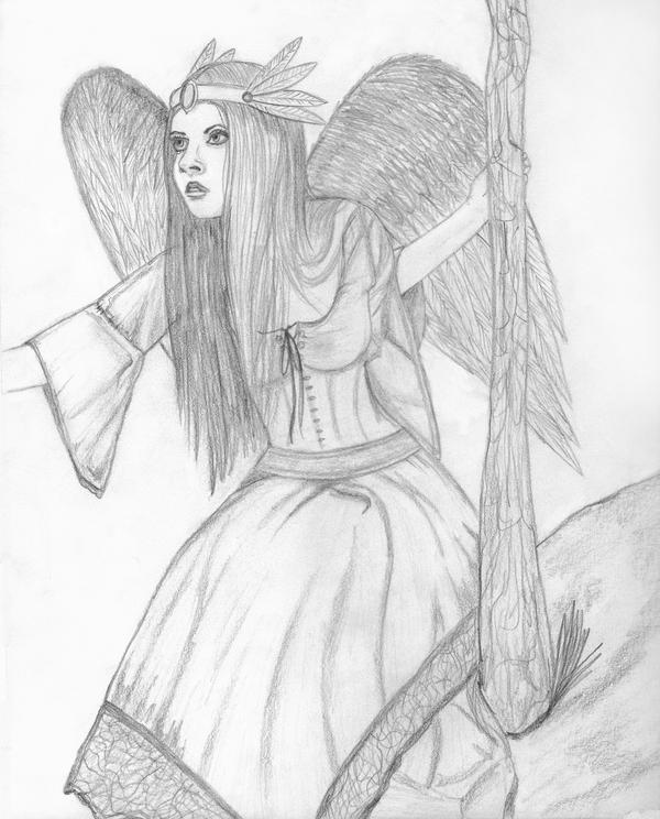 Forest Angel