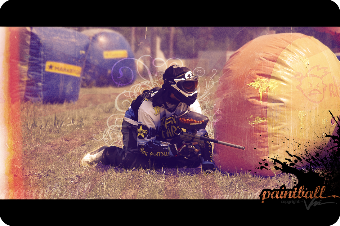 Paintball wallpaper 1 by Keeyou ...