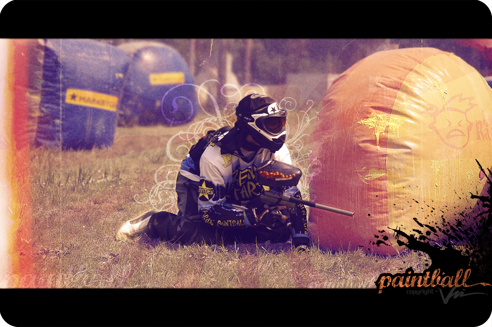 Paintball wallpaper 1 by Keeyou Paintball wallpaper 1 by Keeyou