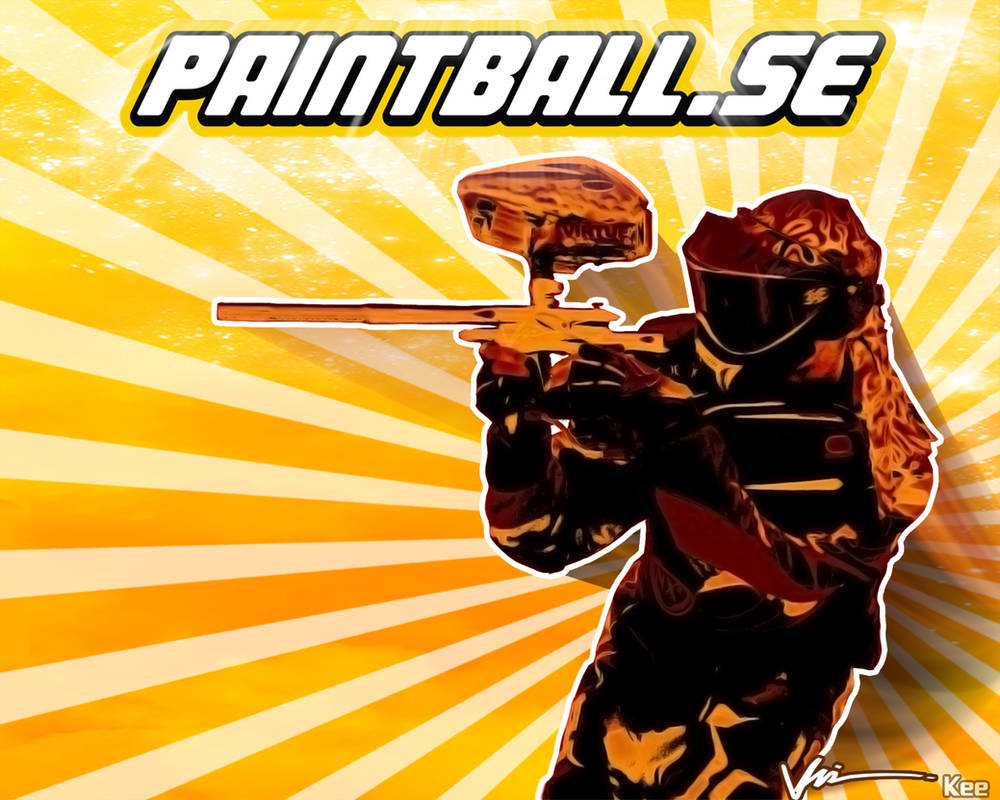 Paintball wallpaper 2 by Keeyou ...