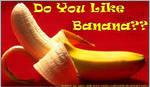 do you like banana? by lamu1976