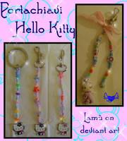 Portachiavi Hello Kitty by lamu1976