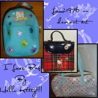 Bag Hello Kitty Style by lamu1976