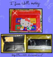Portafogli Hello Kitty Style by lamu1976