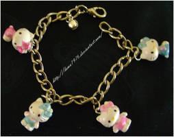 Armlet Hello Kitty 2 by lamu1976