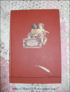 Book of visitors
