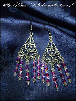 Earrings swaroski
